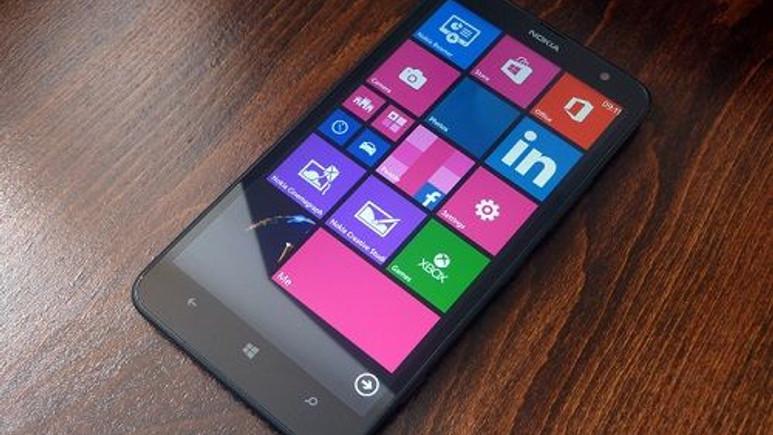 Microsoft Lumia 1330'a ait görüntüler yayınlandı