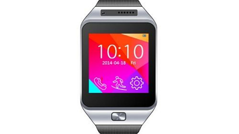 Quadro S71 akıllı saat kutu içeriği