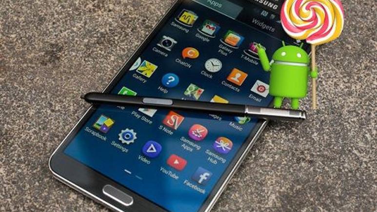 Android 4.4 ve Android 5.0 yüklü Galaxy Note 3 karşılaştırması [Görüntülü]