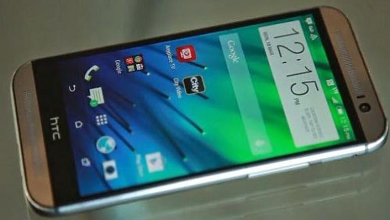 HTC One M9'un altın renk seçeneği ortaya çıktı