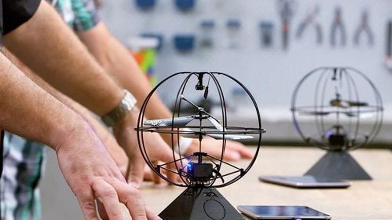 Zihin kontrollü helikopter görebileceğiniz en havalı şey olabilir