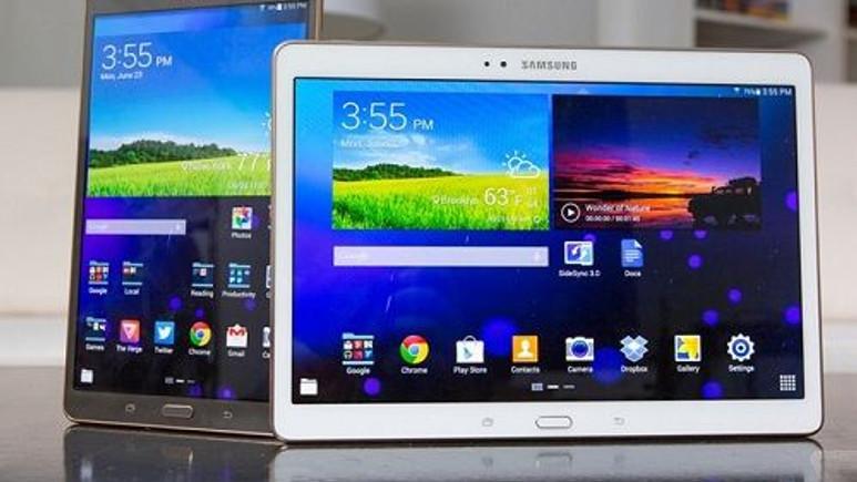 Galaxy Tab S 8.4 ve 10.5 için Android 5.0 önümüzdeki ay başlayabilir