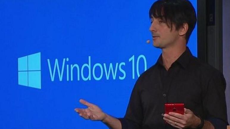 Telefonlar için Windows 10 Teknik Önizleme sürümü bu hafta başlayabilir