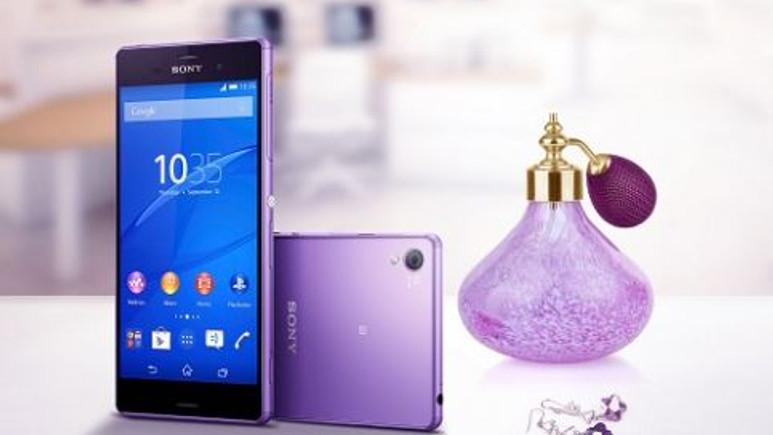 Sony Xperia Z3 yeni renk seçeneği ile marketlerde