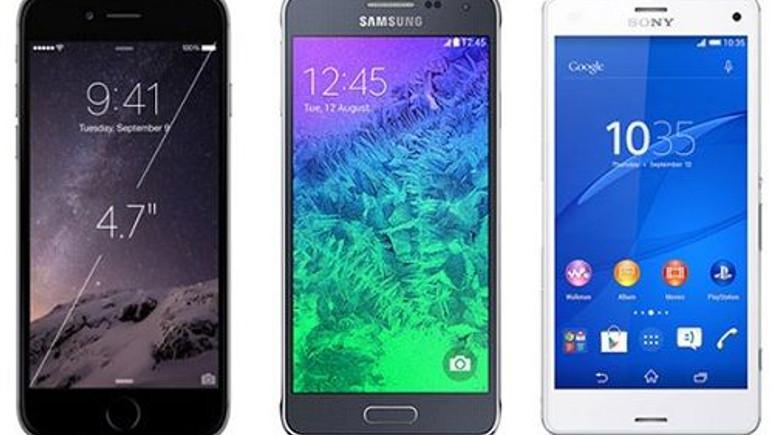 5-inç ve altı satın alınabilecek akıllı telefonlar