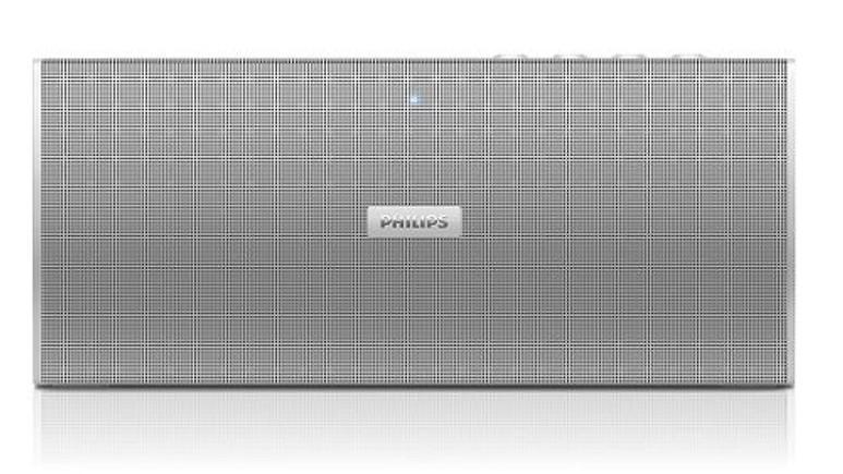 Philips BT3000 kablosuz hoparlör ile müzik daima seninle