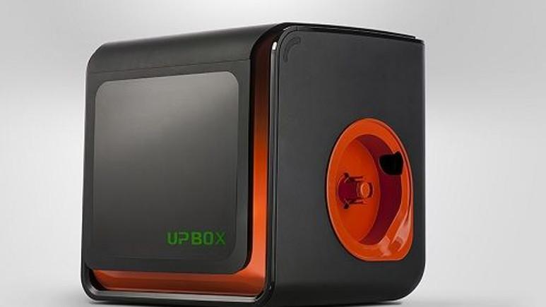 Up Box 3D Yazıcı ve Fuel 3D Scanify Tarayıcı Türkiye'de