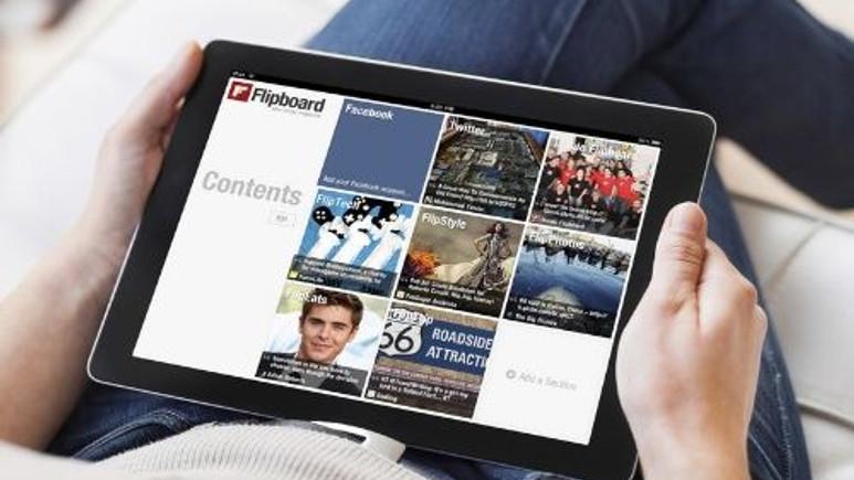 Flipboard'un web versiyonu yayınlandı
