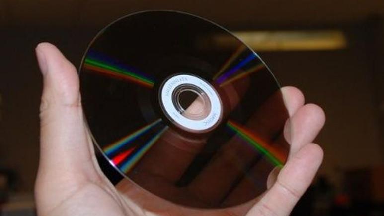 Zaman kapsülü gibi optik disk!