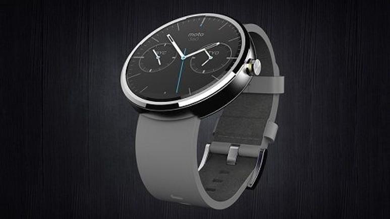 En çok satan Android'li akıllı saat Moto 360 oldu