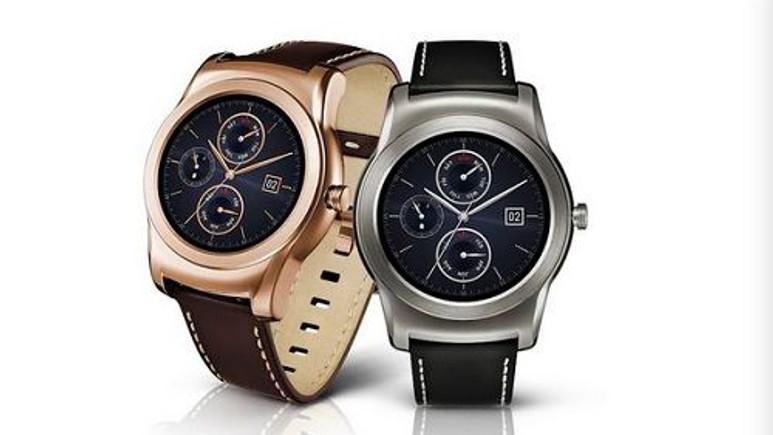 LG'den lüks akıllı saat: LG Watch Urbane