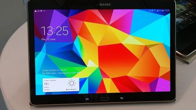 İkinci nesil Galaxy Tab S'in özellikleri ortaya çıktı