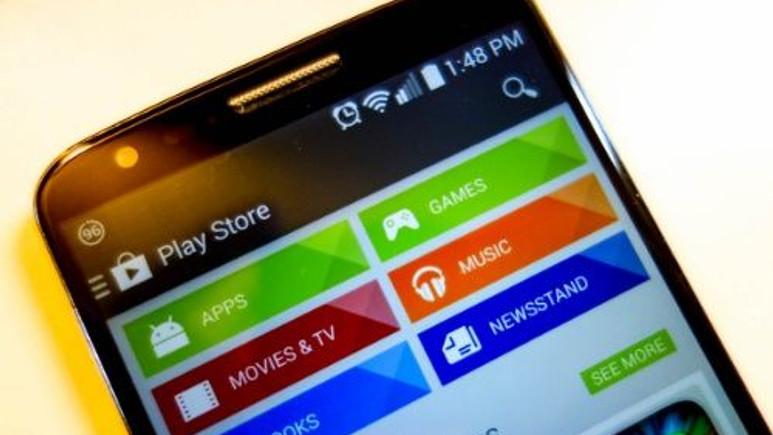 Google Play Store'un arama çubuğu değişiyor!