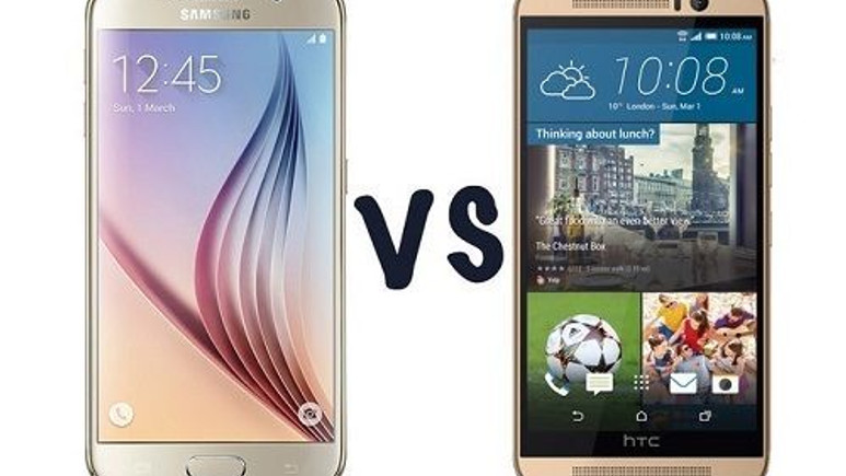 HTC One M9'un Galaxy S6'da olmayan 6 özelliği