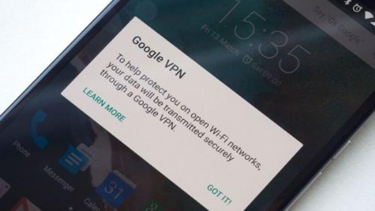 Android 5.1'de ortaya çıkan 'Google VPN' ne anlama geliyor!