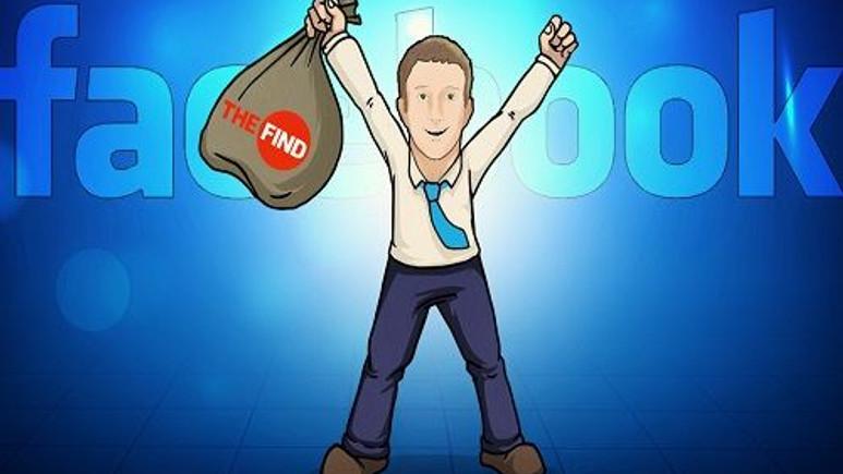 Facebook, online alışveriş arama motoru TheFind.com'u satın aldı
