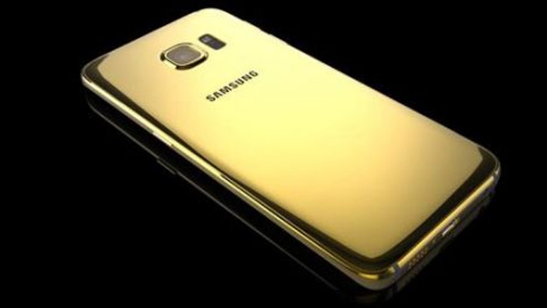 İşte yeni Samsung Galaxy S6 ve S6 Galaxy Edge GoldGenie