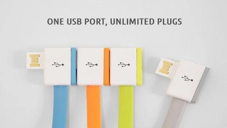 InfiniteUSB ile tek bir USB bağlantı noktasına birden fazla cihaz bağlayabilirsiniz