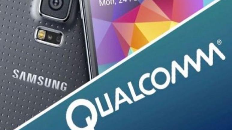 Qualcomm Samsung Galaxy Note 5'e göz kırpıyor!
