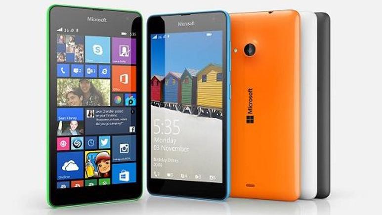 Lumia 535 inceleme