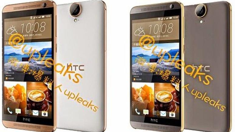HTC One E9+'ın basın görüntüleri yayınlandı