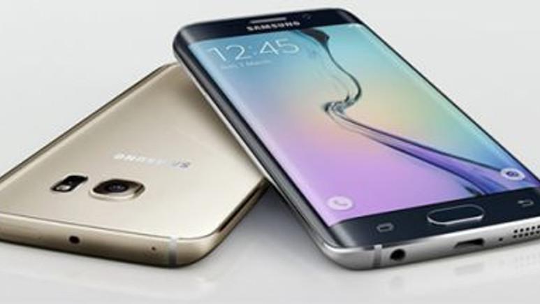 Galaxy Galaxy S6 ve S6 Edge ilk ekran testi