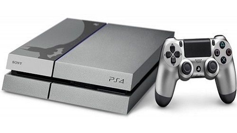 Sony sınırlı sayıda üretilen Batman: Arkham Knight PlayStation 4'ü duyurdu