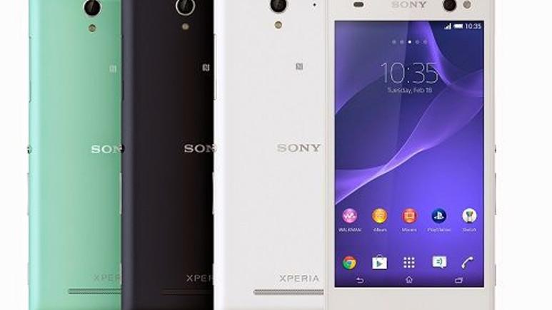 Sony Cosmos, Xperia C4 adıyla tanıtılacak