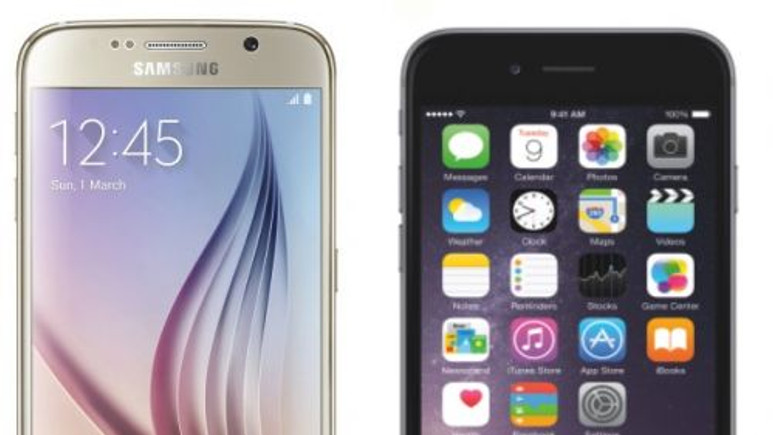 iPhone 6 ve Samsung Galaxy S6 kaynar su testinde (Video)