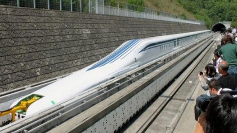 Büyük karşılaştırma: Maglev treni ve Usain Bolt!