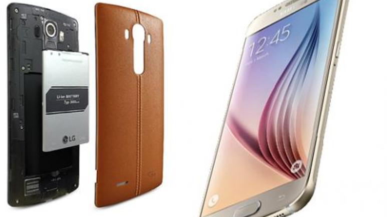 LG G4 Galaxy S6'dan pahalı olacak