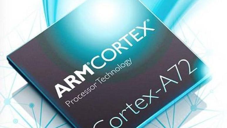 ARM, Cortex-A72 mimarisini resmen açıkladı
