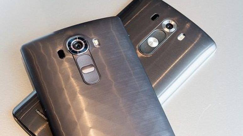 LG G4 ve LG G3'e ilk bakış