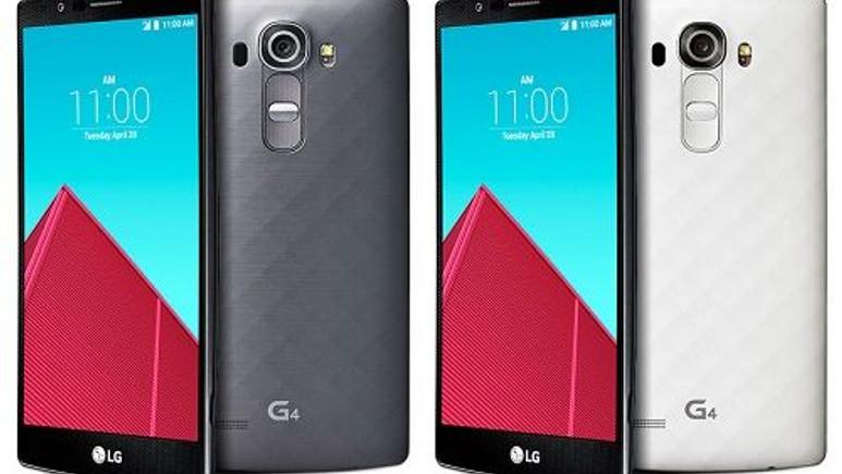 LG G4'ün performans değerleri yayınlandı