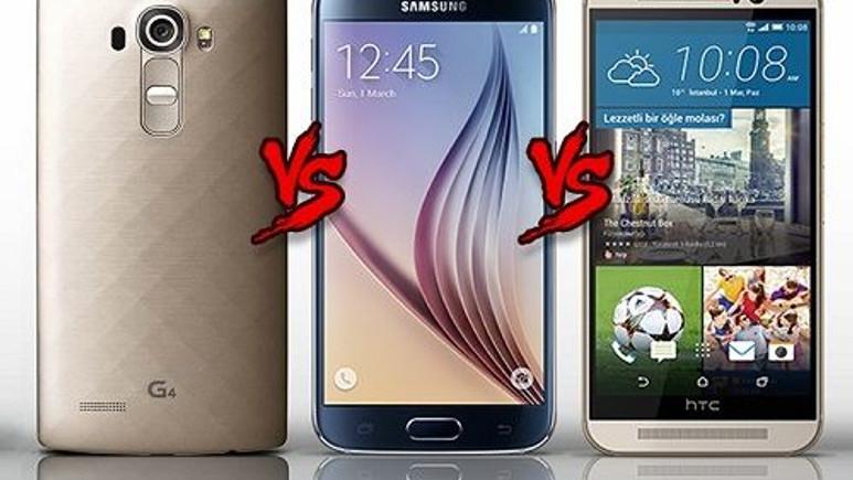 2015'in ilk yarısında tanıtılan en iyi Android telefonlar