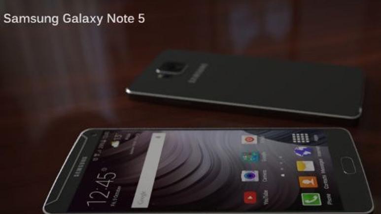 Samsung Galaxy Note 5, ilk 784.85 PPI ekran çözünürlüğüne sahip telefon olabilir!