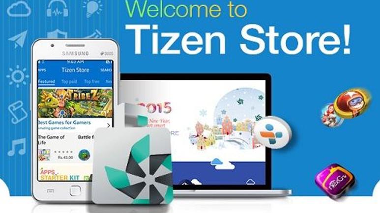 Samsung, Tizen Store'u dünya çapında kullanıma sundu