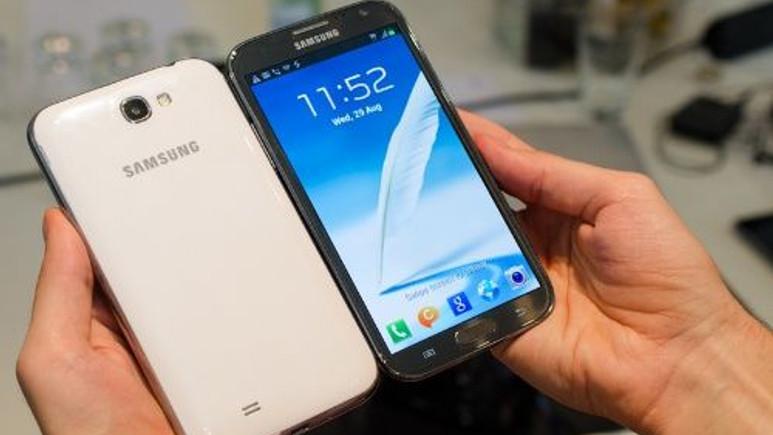 Samsung Galaxy Note 2'ye Android 5.0 Lollipop güncellemesi gelmeyecek!