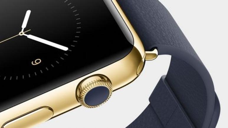 10 bin dolarlık Apple Watch'u böyle ezdiler! (Video)