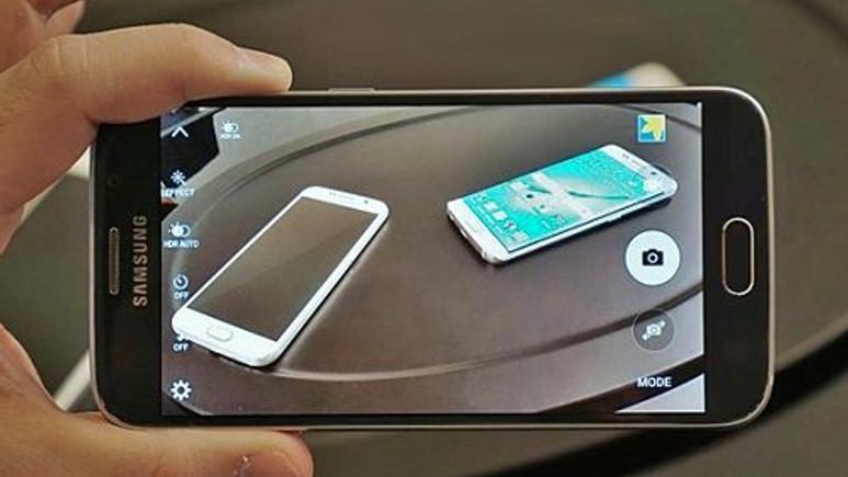 Galaxy S6 ve S6 Edge'deki Sony ve Samsung sensörler karşılatırıldı
