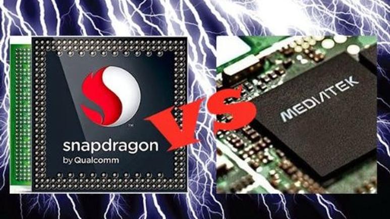 Qualcomm Snapdragon 810 ve Mediatek Helio X20 karşı karşıya!