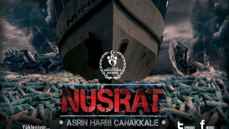 Çanakkale savaşını Nusrat ile yeniden yaşayın!