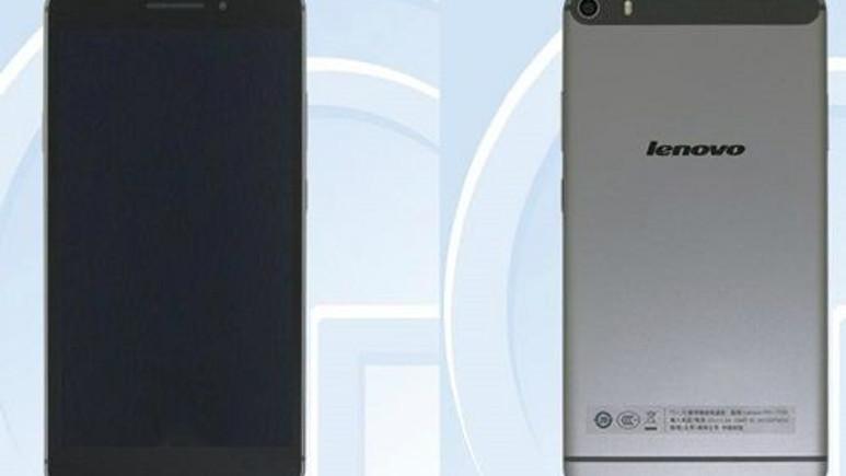 Lenovo'dan iPhone 6 Plus benzeri phablet akıllı telefon
