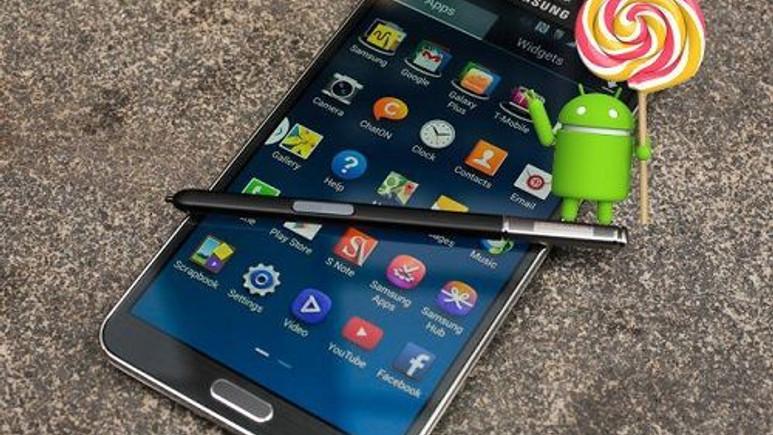 Samsung Türkiye: Galaxy Note 3 Android 5.0 güncellemesi çok yakında