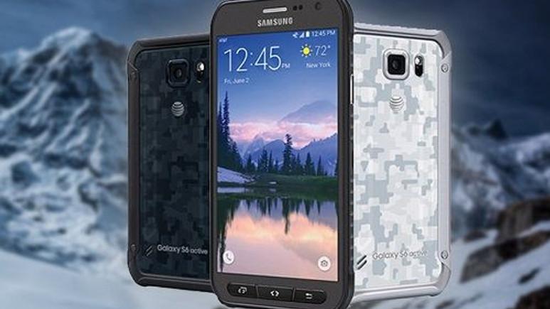Galaxy S6 Active kutudan çıktı