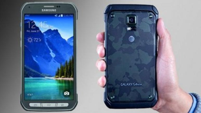 Galaxy S6 Active su geçirmezlik ve sağlamlık testleri (Video)