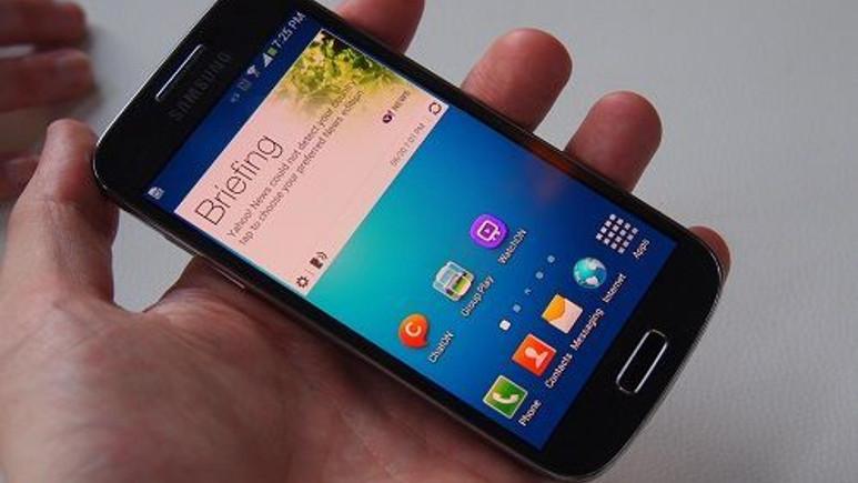 Galaxy S4 mini Android 4.4.2 KitKat güncellemesi Türkiye'de