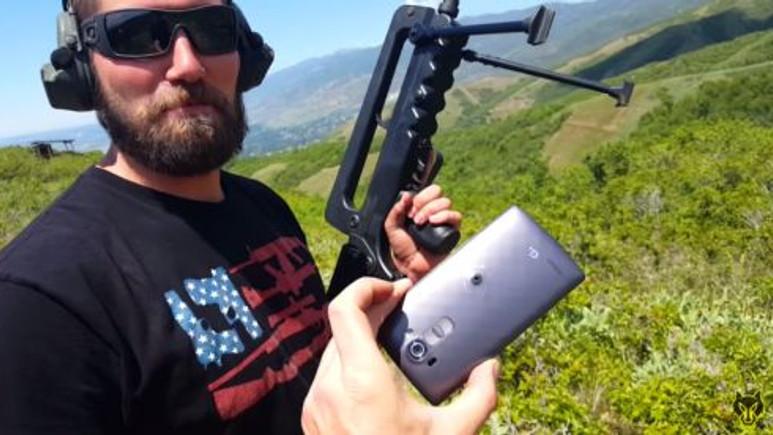 LG G4'e silahlı işkence!