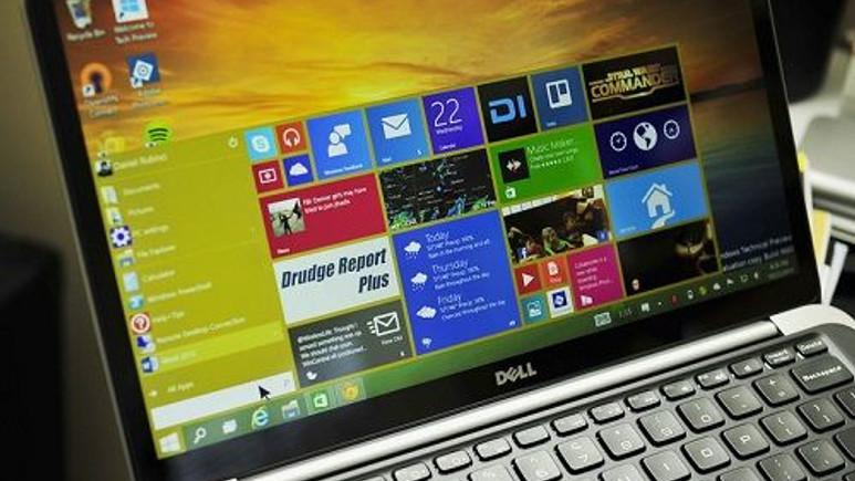 Microsoft test kullanıcılarına Windows 10'u hediye ediyor