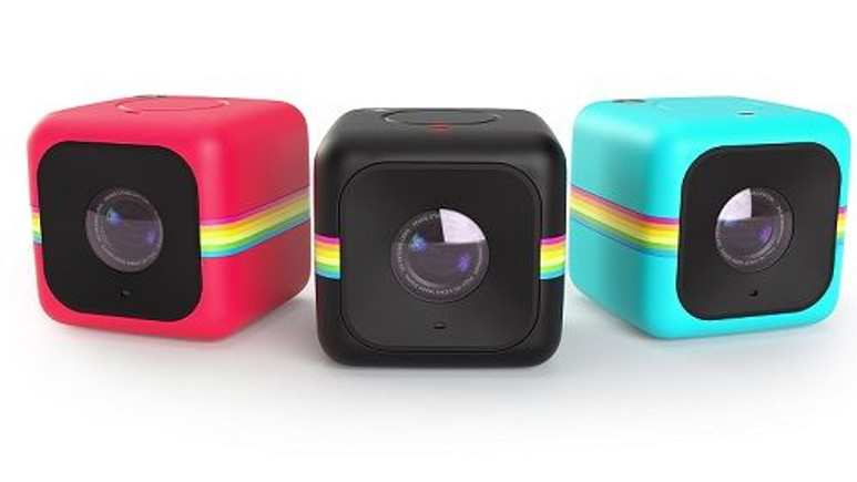 Polaroid aksiyon kamerası Cube'ü yeniledi